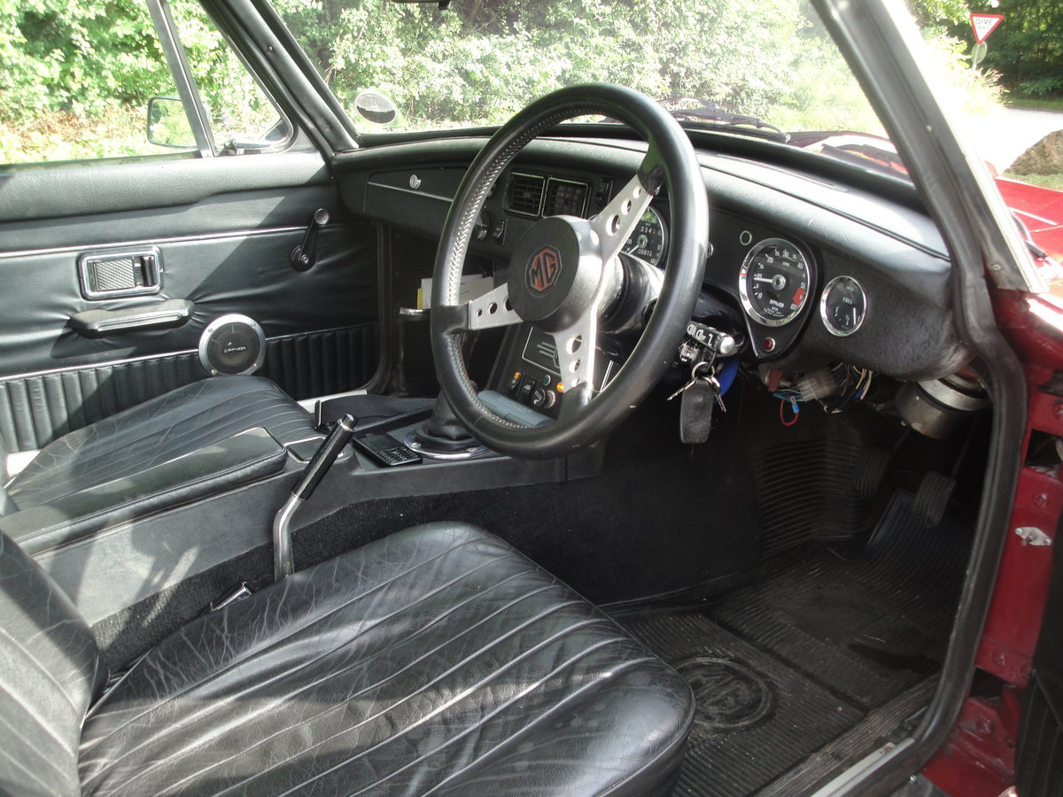 1974 MGB GT For Sale (picture 3 of 6)