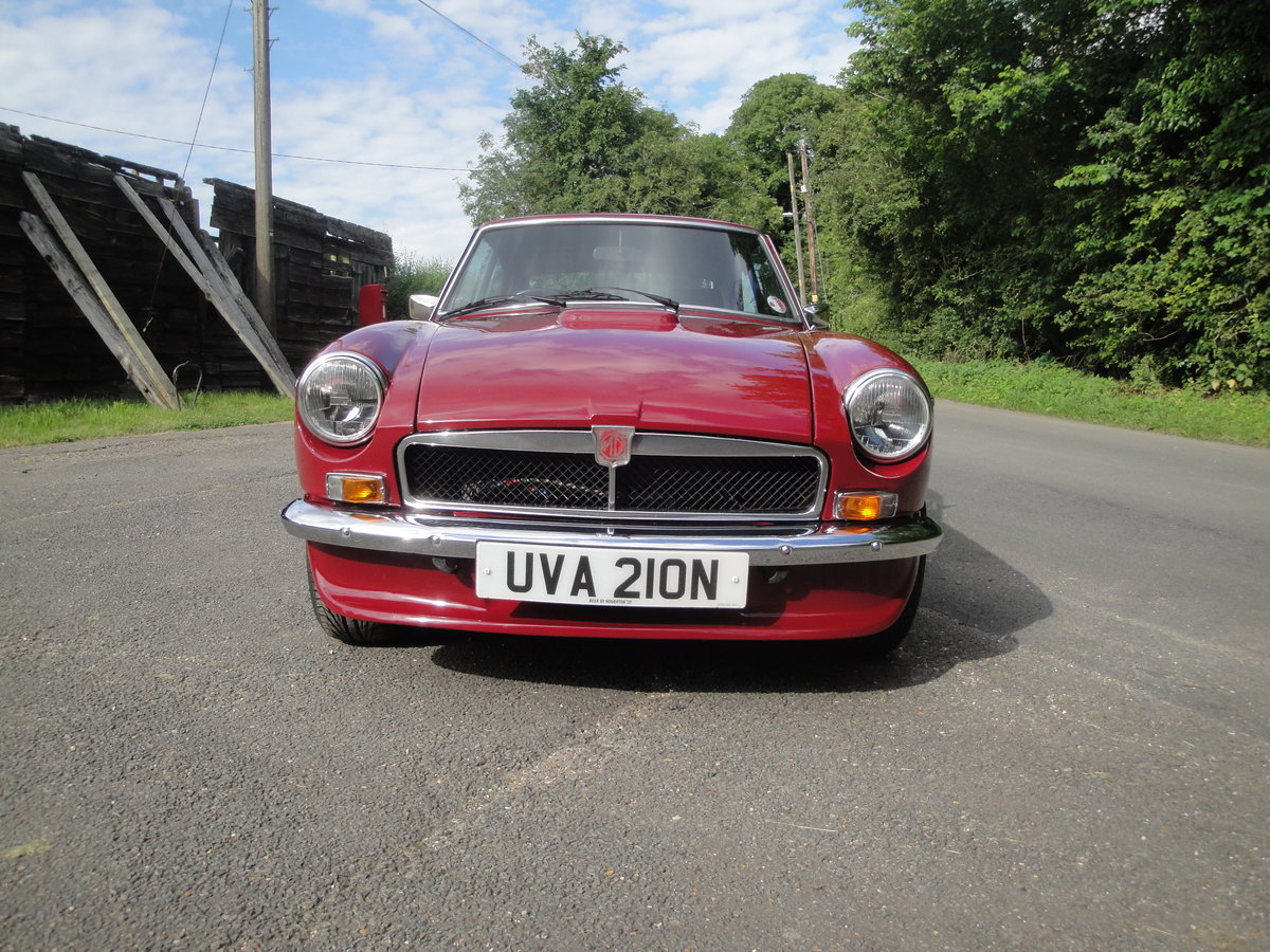 1974 MGB GT For Sale (picture 6 of 6)