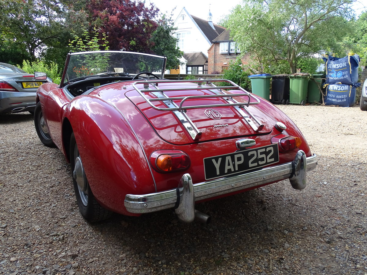 1962 MGA MKll 1600 For Sale (picture 1 of 6)