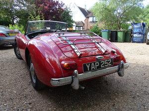 1962 MGA MKll 1600 For Sale