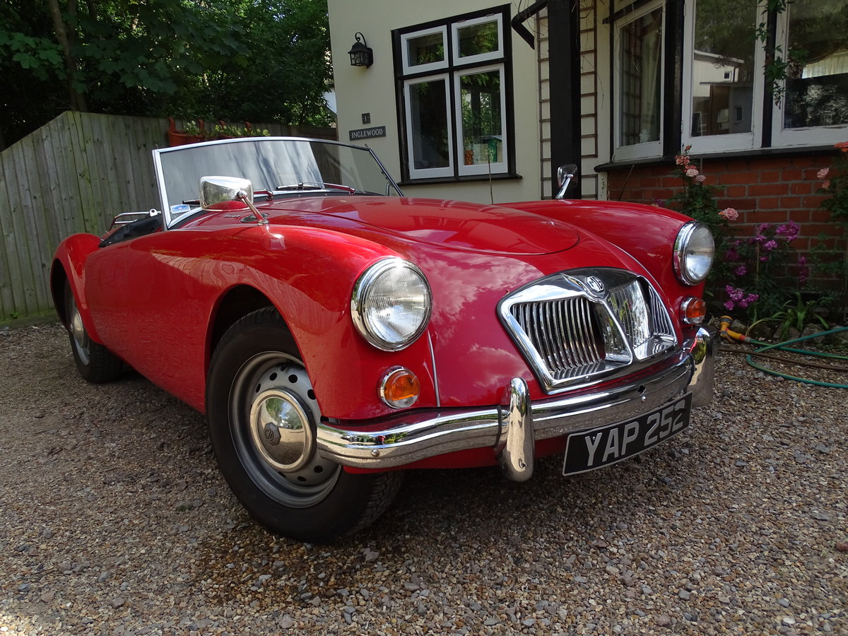 1962 MGA MKll 1600 For Sale (picture 2 of 6)