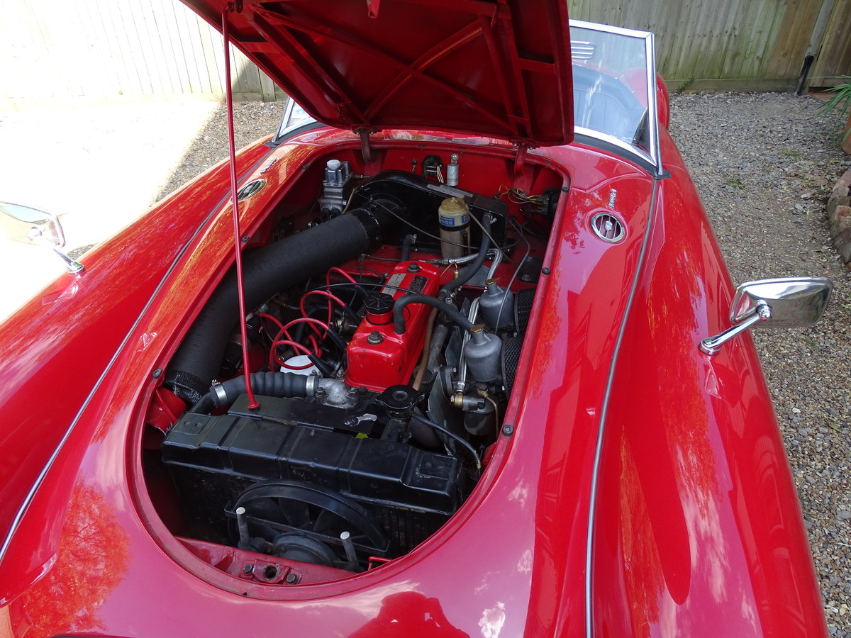 1962 MGA MKll 1600 For Sale (picture 4 of 6)