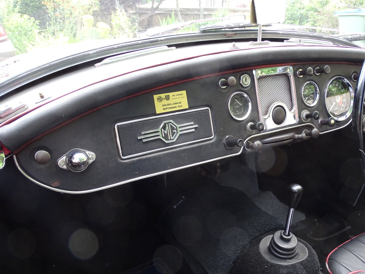 1962 MGA MKll 1600 For Sale (picture 5 of 6)