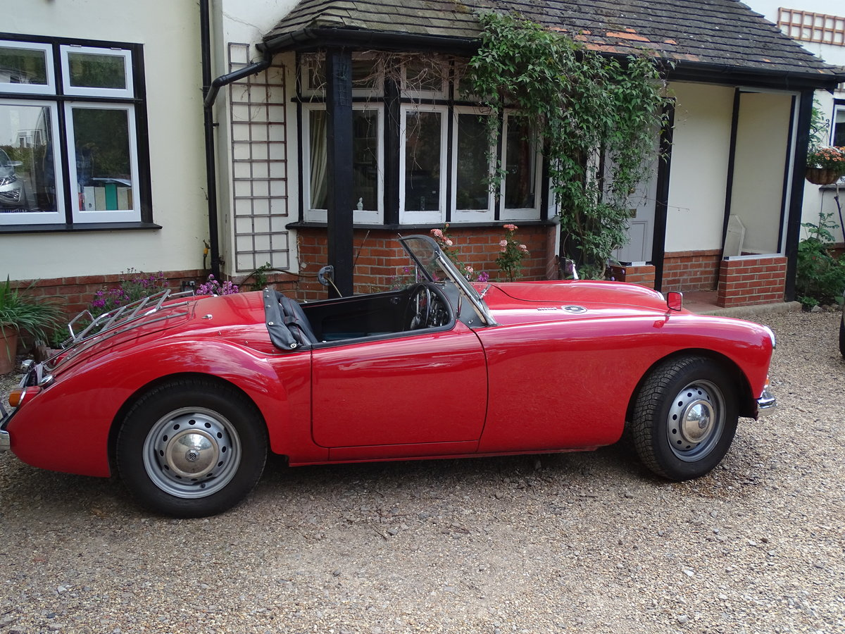 1962 MGA MKll 1600 For Sale (picture 6 of 6)