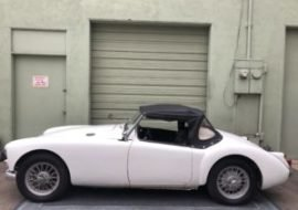 1960 LHD MGA 1600 SOLD (picture 1 of 1)