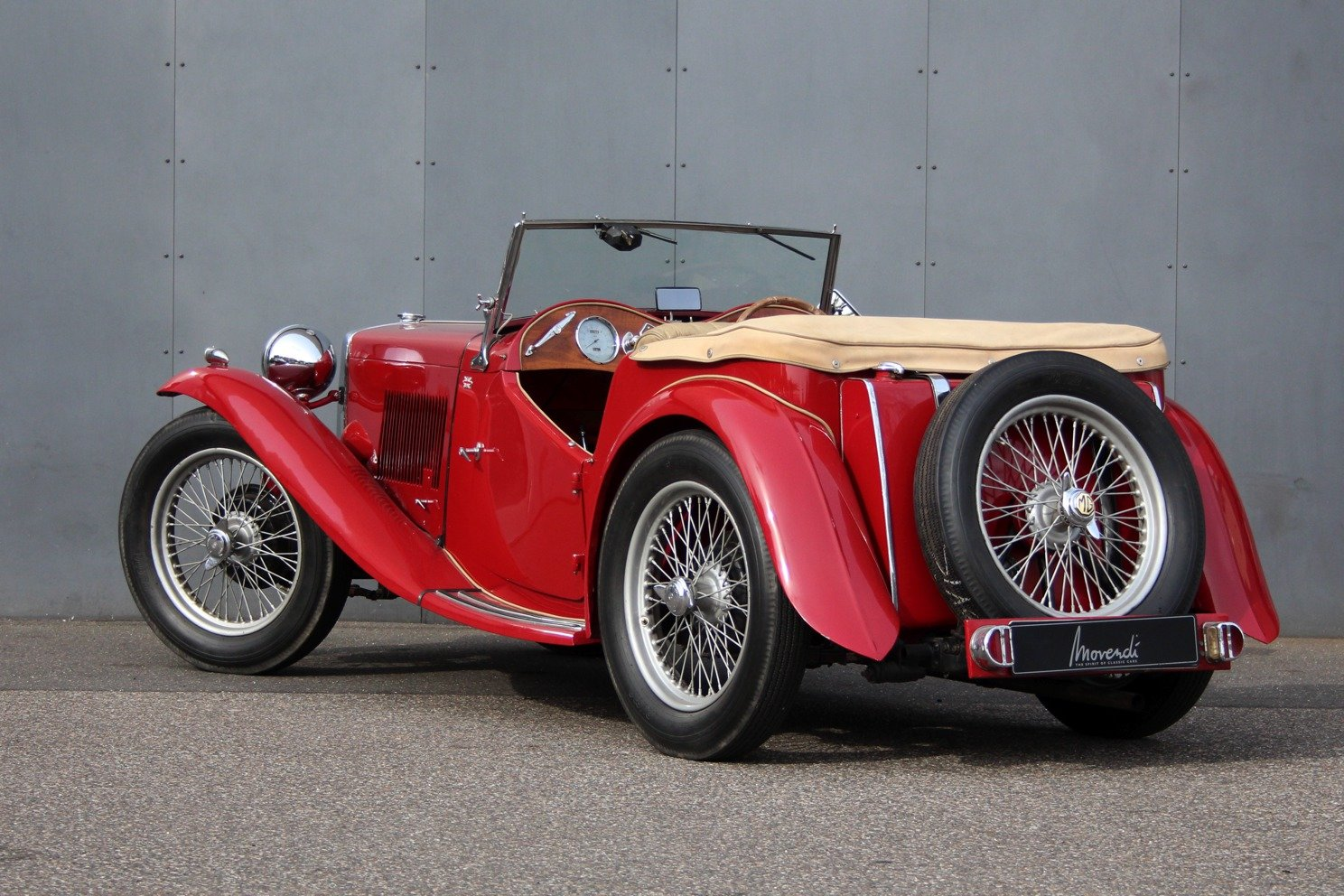 1948 MG TC RHD For Sale (picture 2 of 6)