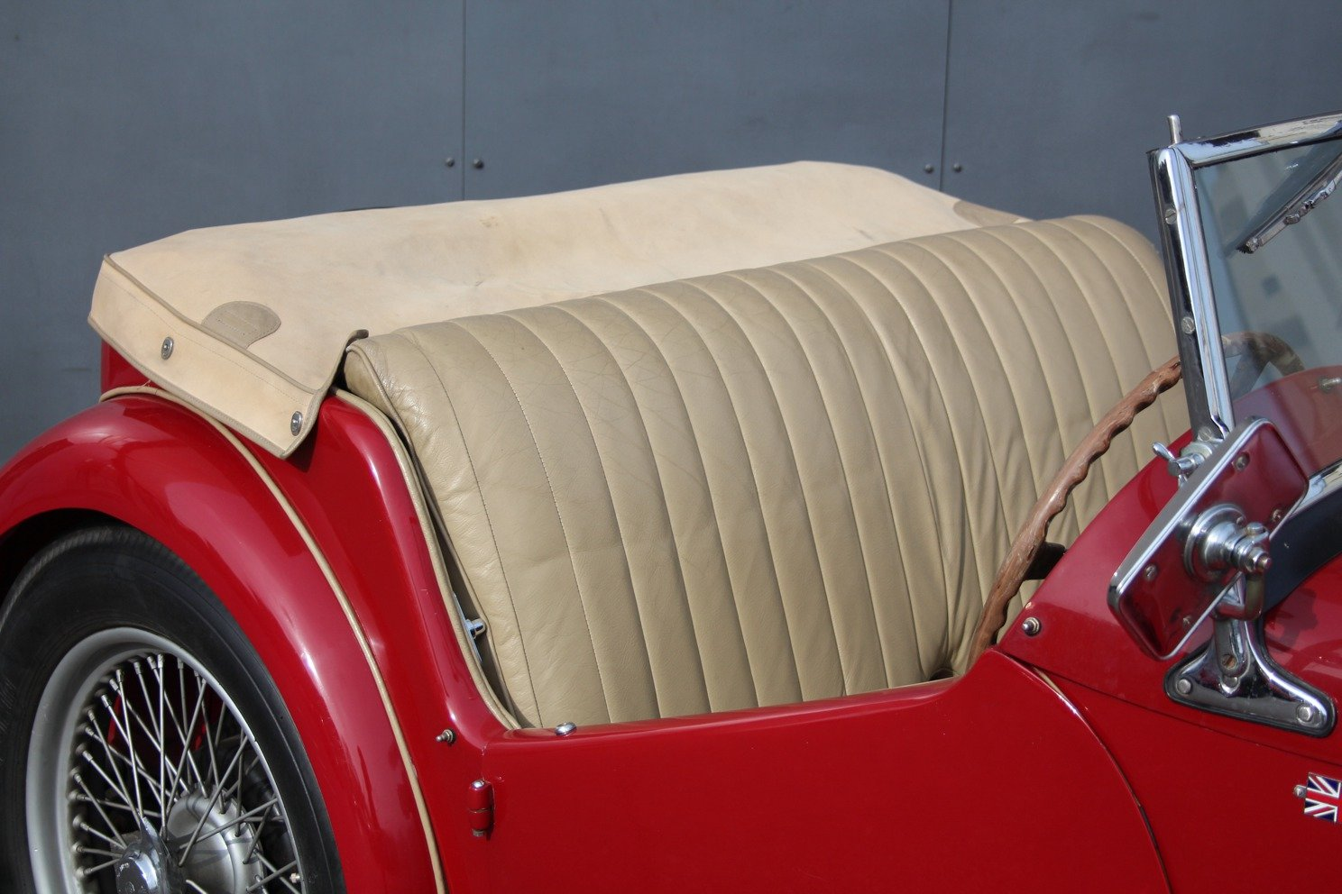 1948 MG TC RHD For Sale (picture 5 of 6)