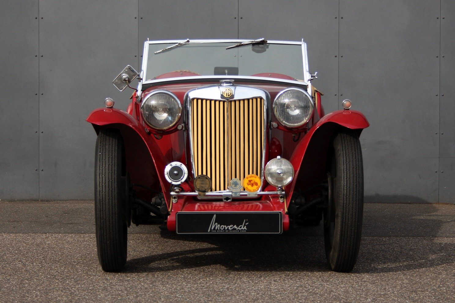 1948 MG TC RHD For Sale (picture 6 of 6)