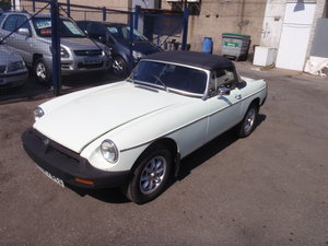 Mgb Roadster, 12 month mot.