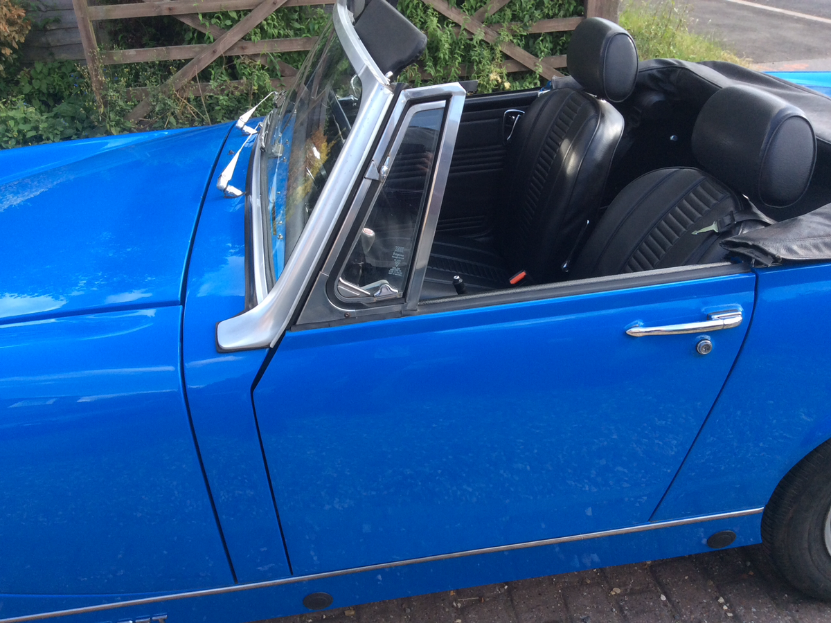 1978 Superb looking Midget For Sale (picture 5 of 6)