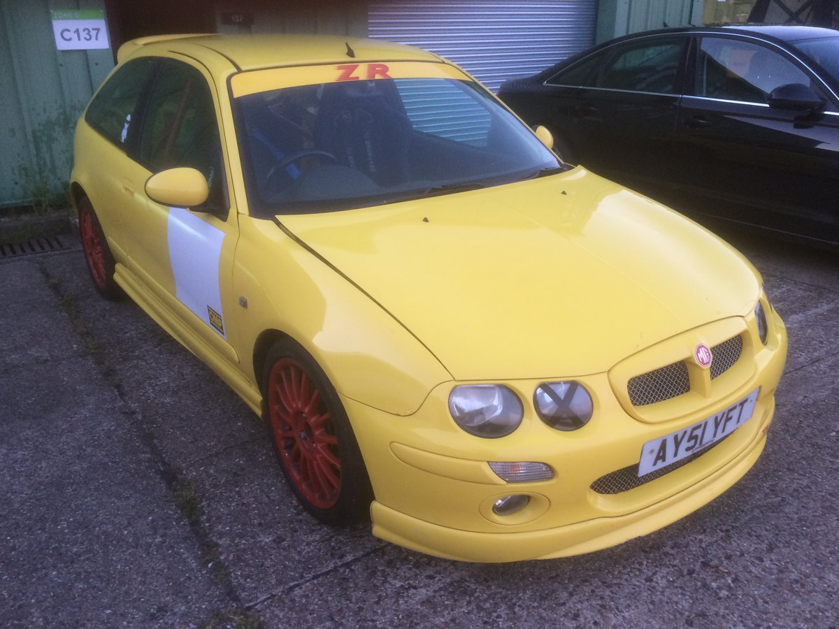 2001 Track day MG SOLD (picture 1 of 4)