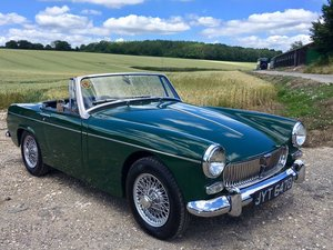 1966 Immaculate MG Midget  For Sale