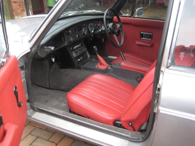 1975 MGB GT V8 For Sale (picture 3 of 6)