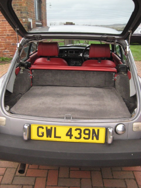 1975 MGB GT V8 For Sale (picture 6 of 6)