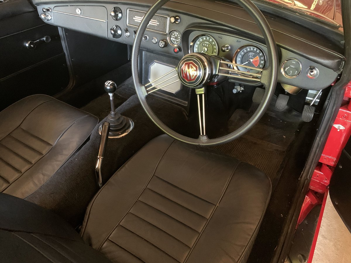1969 Immaculate MGC GT - one of the best Available For Sale (picture 6 of 6)