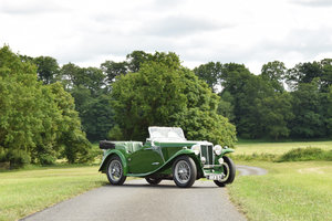 Picture of 1935 MG NB Magnate  For Sale