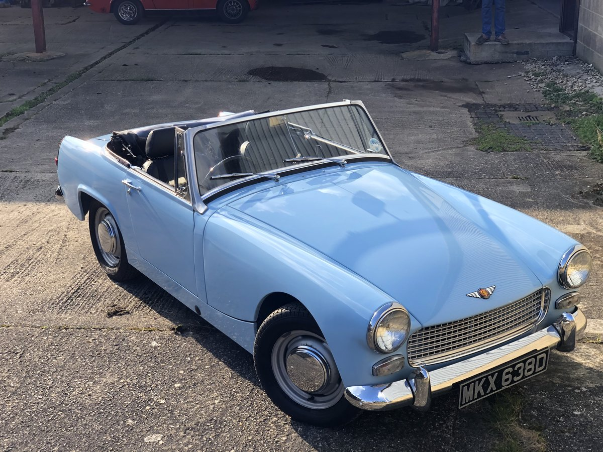 Picture of 1966 Mike Authers Classics offers a Heritage bodyshell restored For Sale