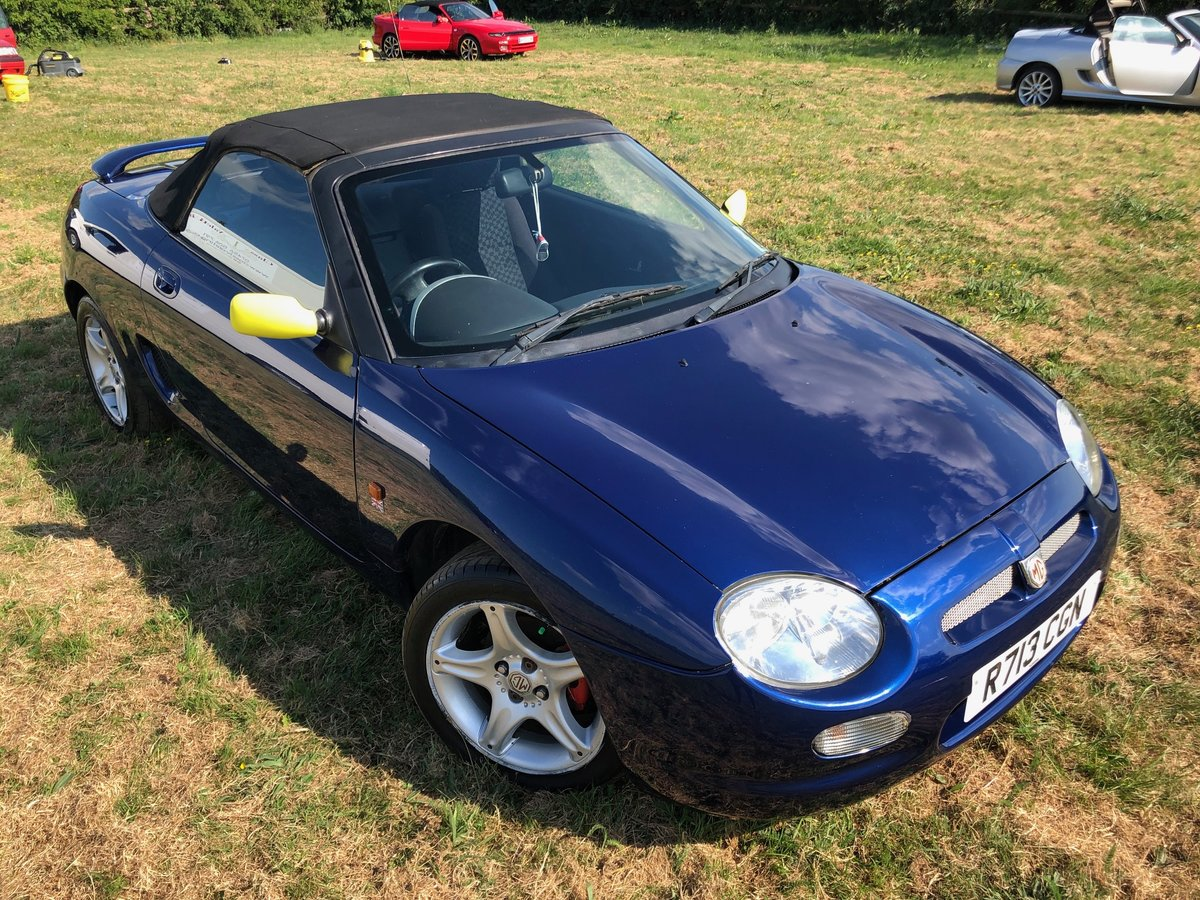 1997 MGF 1.8i Sports For Sale (picture 1 of 6)