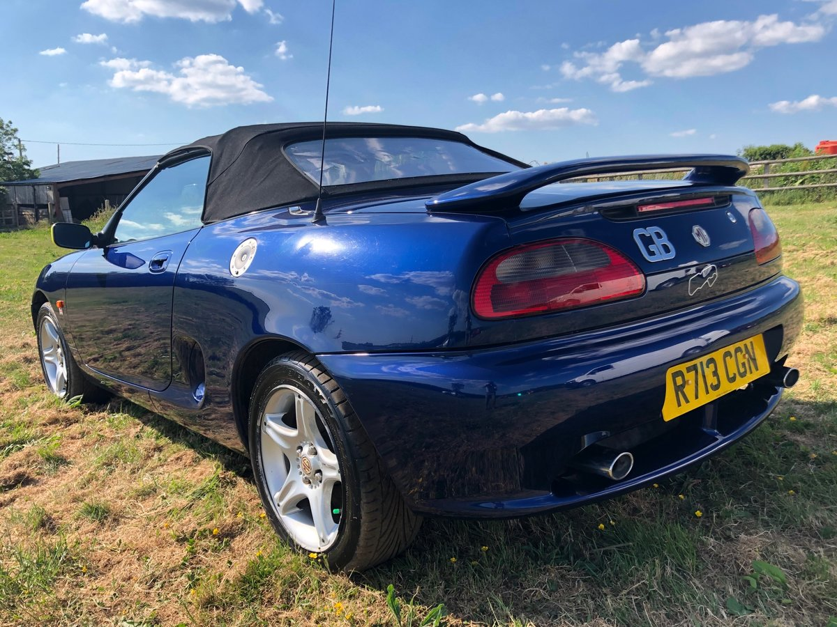 1997 MGF 1.8i Sports For Sale (picture 5 of 6)