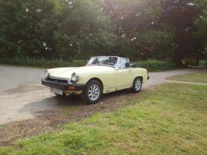 1979 MG MIdget 1500 For Sale