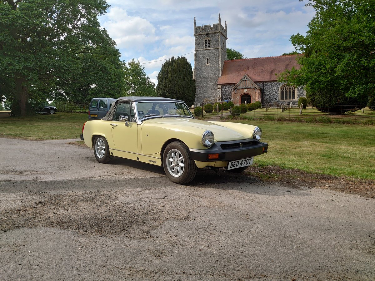 1979 MG MIdget 1500 **Now Sold** SOLD (picture 5 of 6)