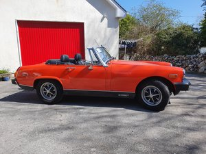 1978 Rare LHD, Canadian Spec, UNRESTORED MG Midget