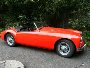 1956 M.G.A. Roadster 1500 Original U.K. R.H.D. For Sale