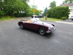 1956 MG A Roadster Very Presentable Driver - For Sale