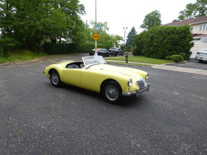 1958 MG A Roadster Nice Driver For Sale