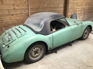 1958 MGA 1500 roadster two owners For Sale