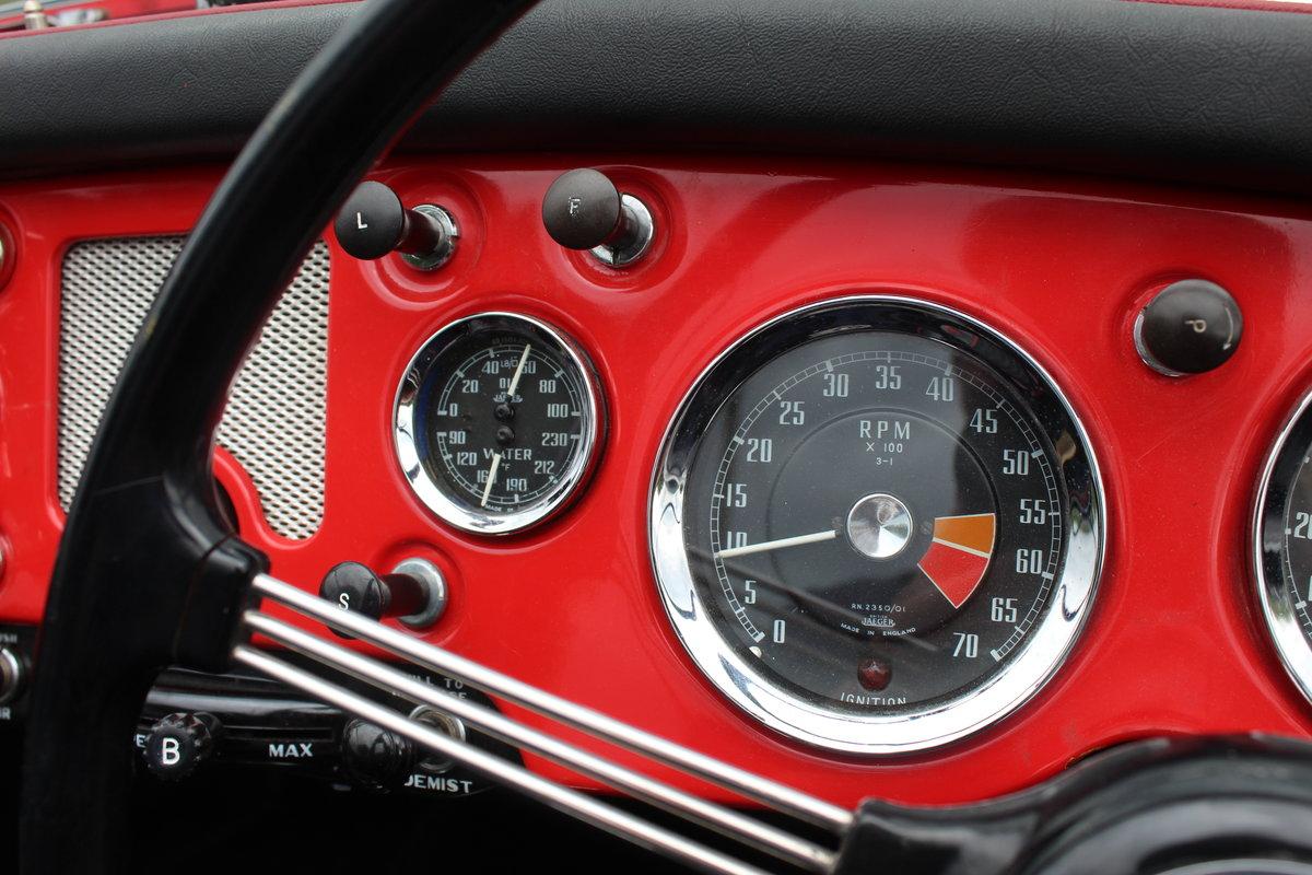 1959 MGA 1600 Roadster , Original RHD UK Car , Beautiful  SOLD (picture 3 of 6)