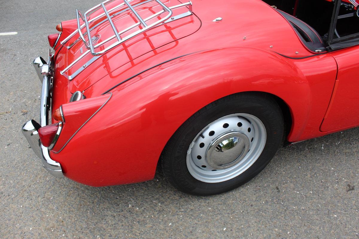 1959 MGA 1600 Roadster , Original RHD UK Car , Beautiful  SOLD (picture 6 of 6)