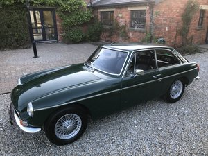 1970 Mg b gt, delivery available, wire wheels,o/d For Sale