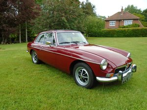 Picture of 1973 Lovely MGB GT with Overdrive SOLD