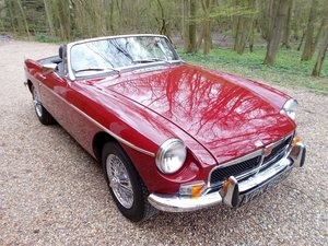 Picture of MGB ROADSTER 1974 Heritage Shell Rebuild  SOLD