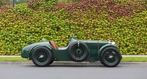 c1934 MG N-TYPE K3 REPLICA SUPERCHARGED ROADSTER For Sale by Auction