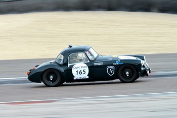 1960 MG A 1600 FIA coupé For Sale (picture 3 of 6)
