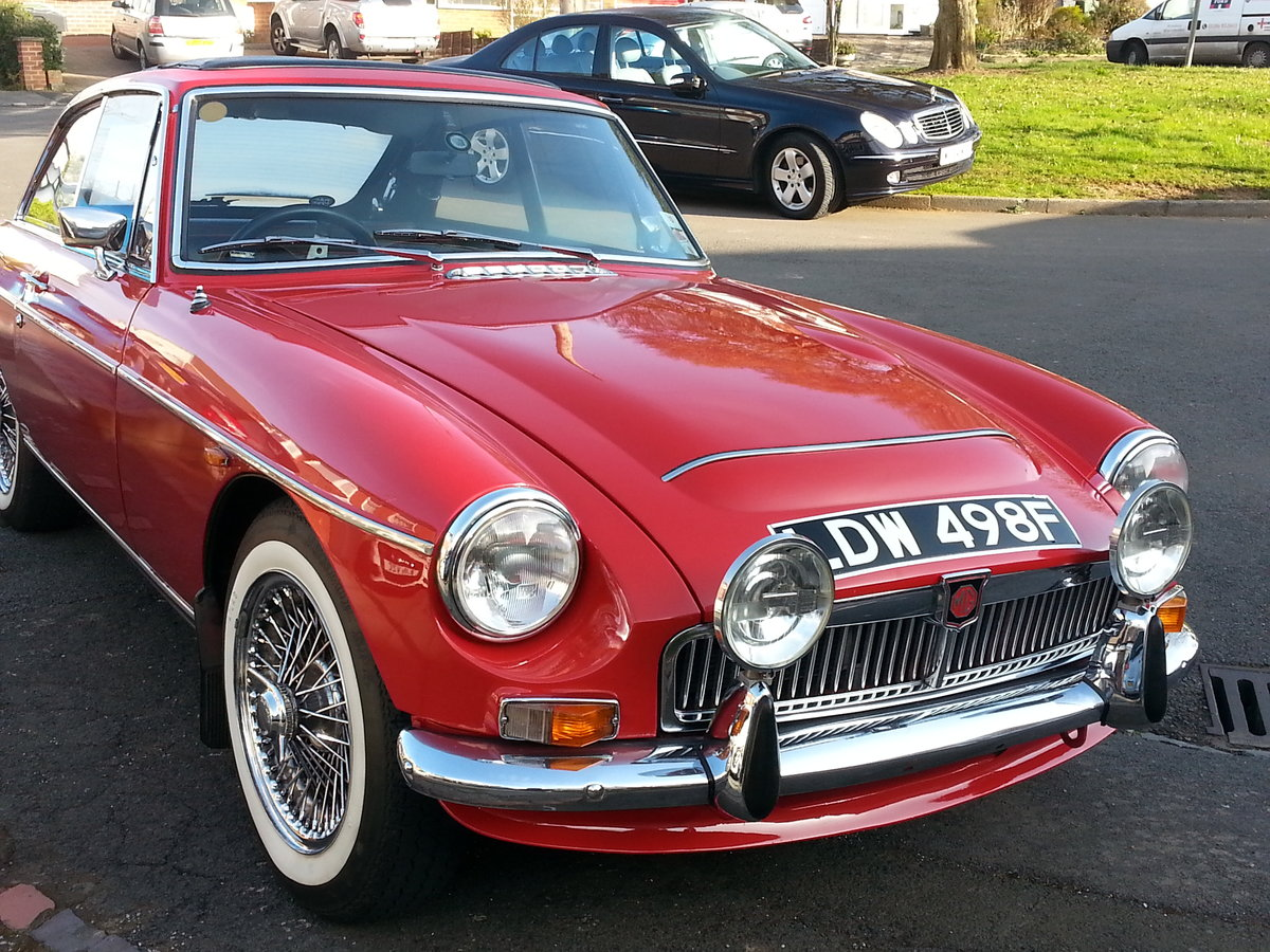 1968 MGC  For Sale (picture 4 of 6)