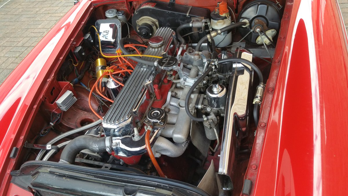 1968 MGC  For Sale (picture 5 of 6)
