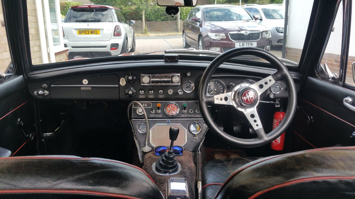 1968 MGC  For Sale (picture 6 of 6)