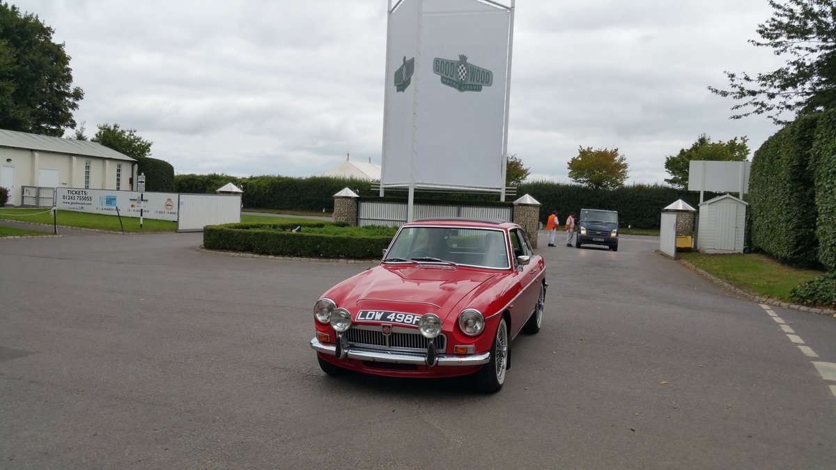 1968 MGC  For Sale (picture 2 of 6)
