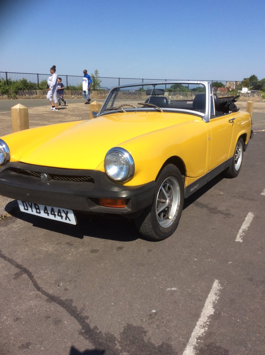 1982 MG Midget 1500 For Sale (picture 1 of 6)