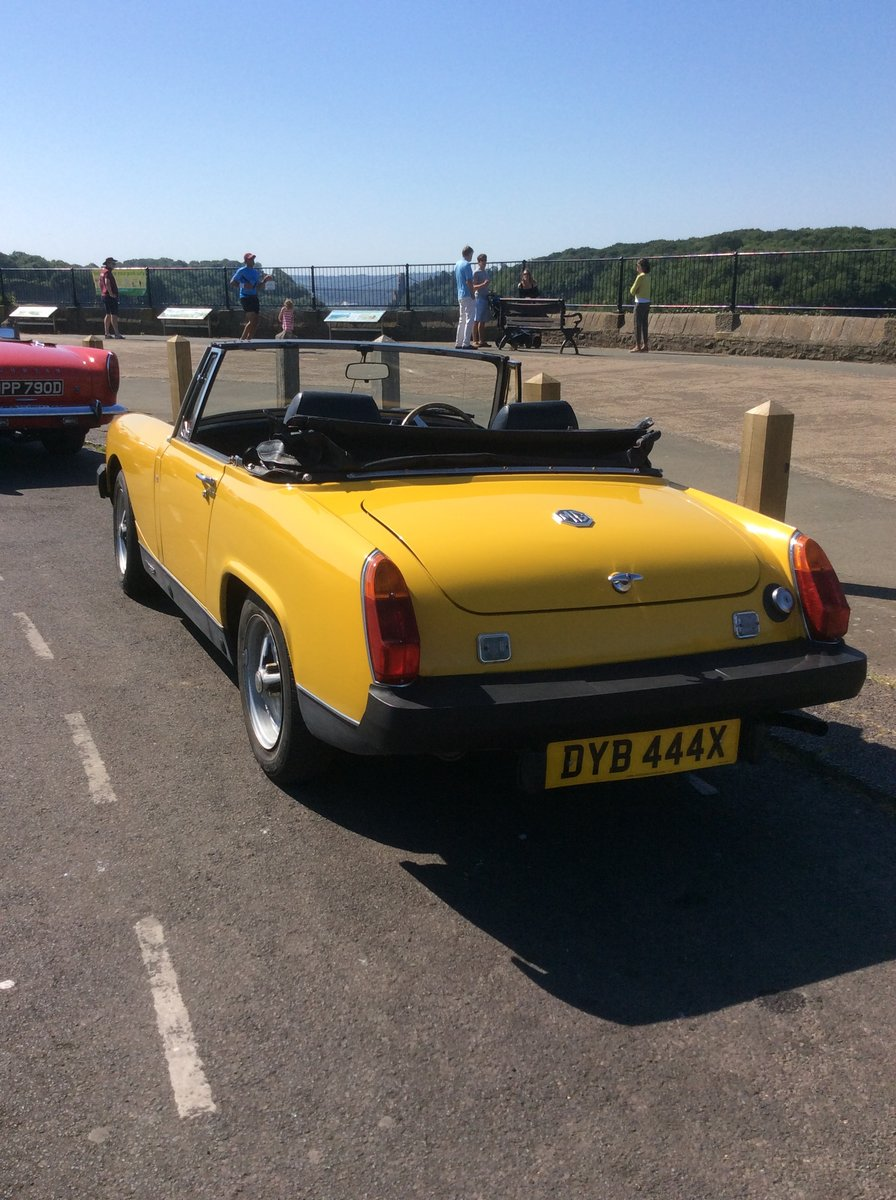 1982 MG Midget 1500 For Sale (picture 2 of 6)