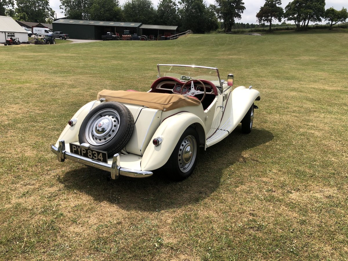 1955 MG TF  For Sale (picture 8 of 24)