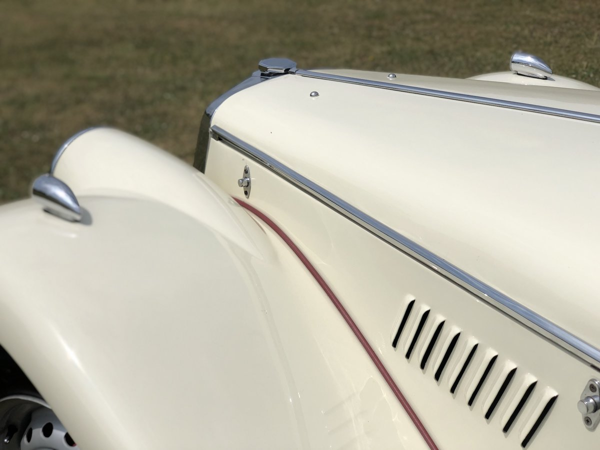 1955 MG TF  For Sale (picture 9 of 24)