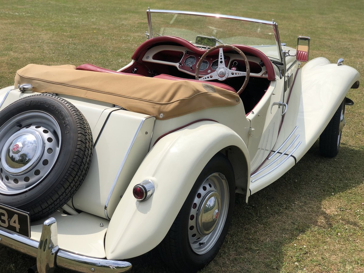 1955 MG TF  For Sale (picture 13 of 24)
