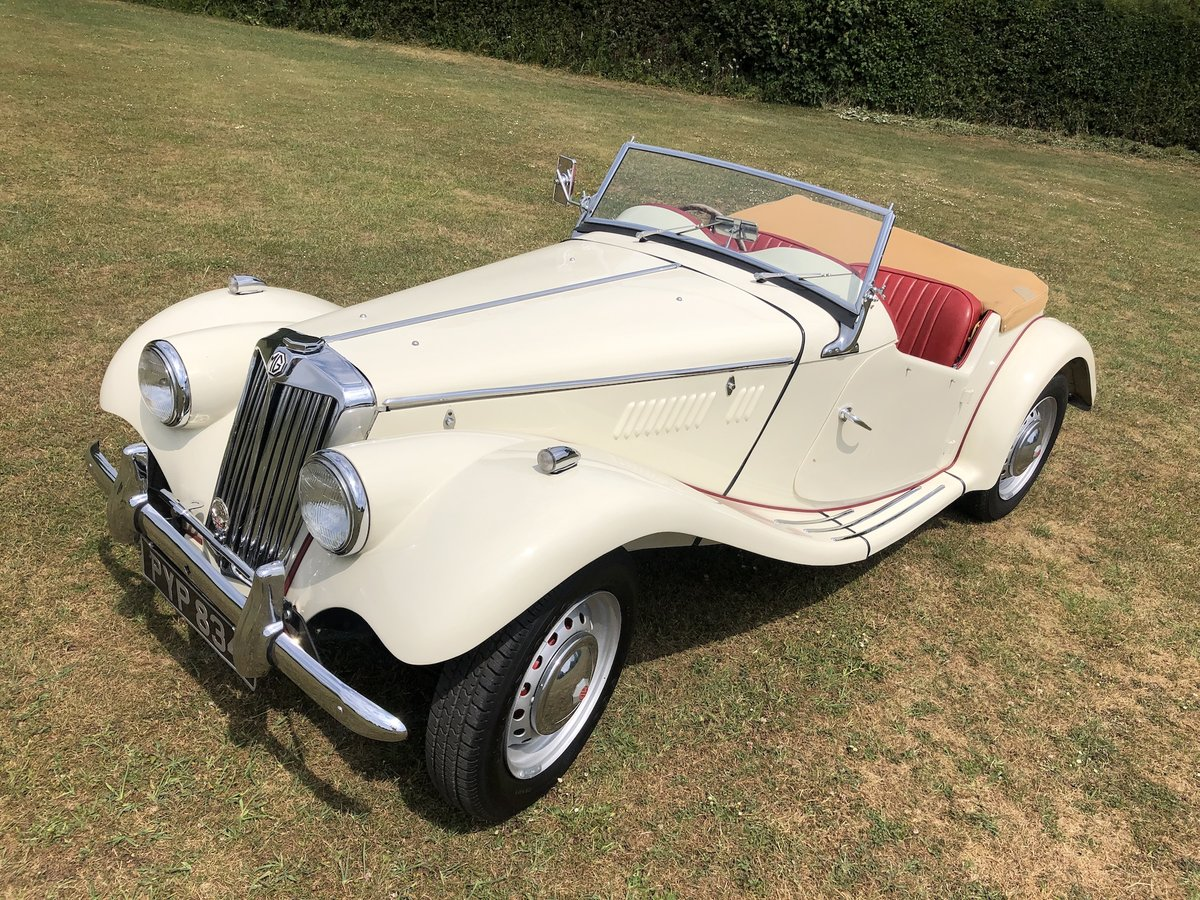 1955 MG TF  For Sale (picture 21 of 24)