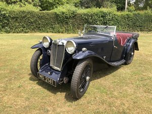 1933 MG L1 Magna  For Sale