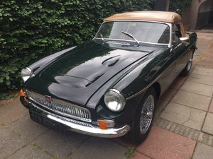 Picture of 1968 MGC (US) fully restored in 2019 (LHD)