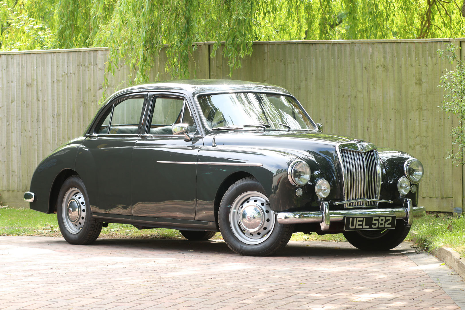 1956 MG ZB Magnette For Sale (picture 1 of 6)
